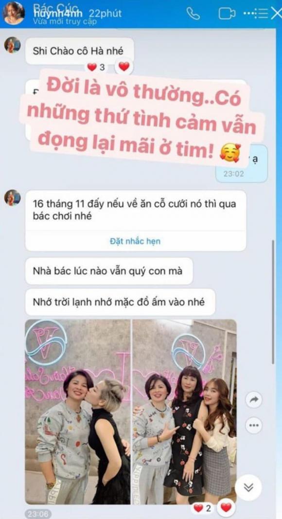 Huỳnh Anh, bồ cũ Quang Hải, mẹ nuôi Quang Hải
