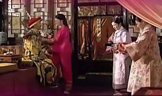 Chân Hoàn truyện,Trần Kiến Bân,Tưởng Hân,Ung Chính,Hoa phi