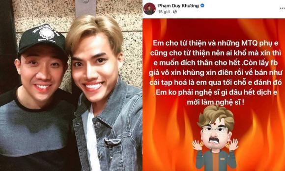 danh hài Trấn Thành, ca sĩ Hari Won, diễn viên Hari Won, MC Trấn Thành, sao Việt