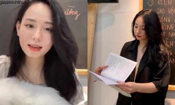 Vật lý, cô Minh Thu, cô giáo hot girl