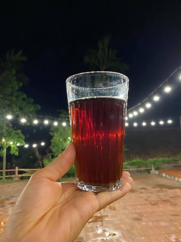trà bí đao, MC Minh Trang, công thức trà bí đao