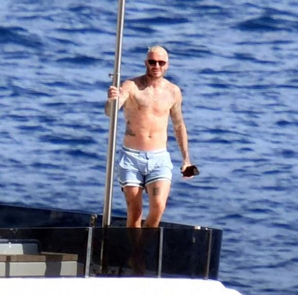 David Beckham, sao âu mỹ, sao bóng đá