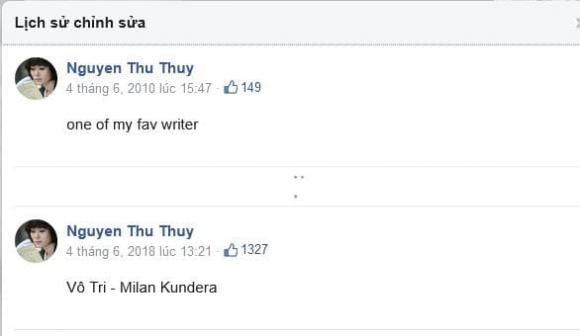 hoa hậu Thu Thủy, thay đổi avatar, qua đời, sao Việt,