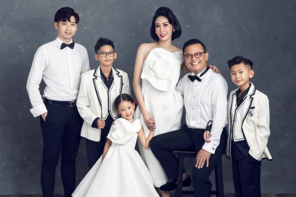 Hoa hậu Hà Kiều Anh, Sao Việt, Ông xã doanh nhân, Kỷ niệm ngày cưới