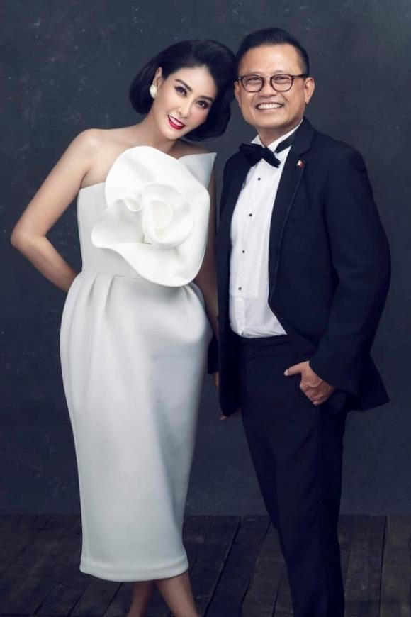 Hoa hậu Hà Kiều Anh khoe ảnh kỷ niệm 14 năm ngày cưới cùng chồng sau ồn ào bị tố nhận vơ 'Công chúa thời Nguyễn'