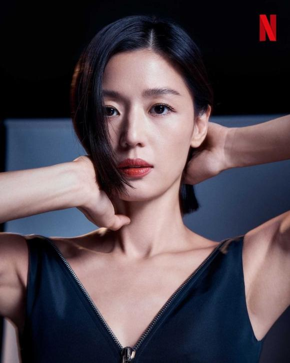 jeon ji hyun, sắc vóc, mợ chảnh, sao hàn