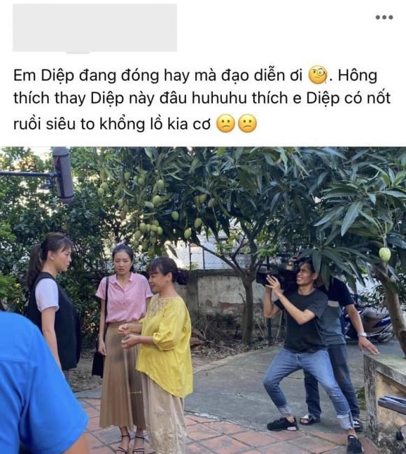 Diệp, Hương vị tình thân, sao Việt, phim Việt