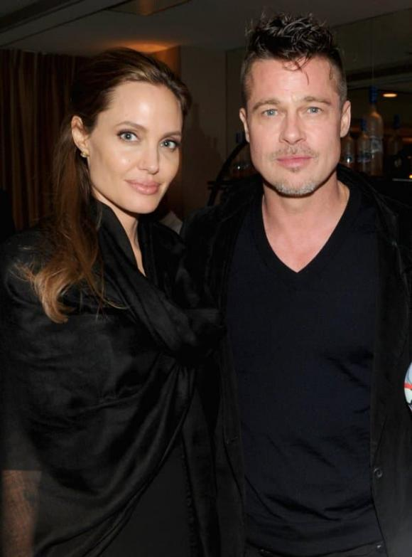 Angelina Jolie và Brad Pitt, sao hollywood, sao âu mỹ, ly hôn