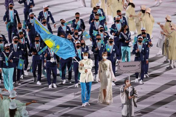 Olga Rypakova, Olympic Tokyo 2020,  Kazakhstan, nữ thần