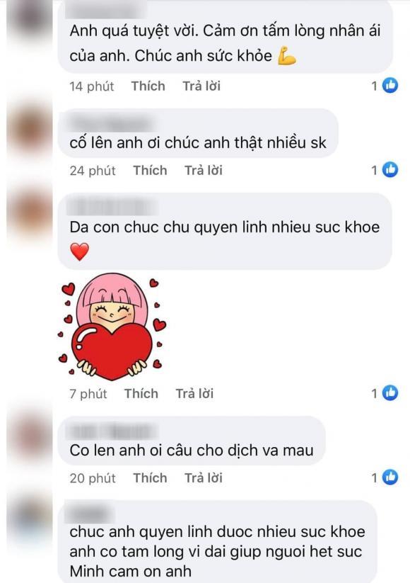 MC Quyền Linh, sao Việt
