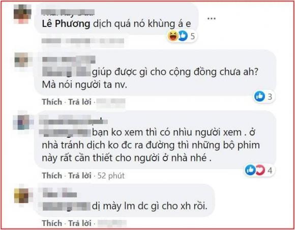 Lê Phương, Thương con cá rô đồng, Sao Việt, Nữ diễn viên