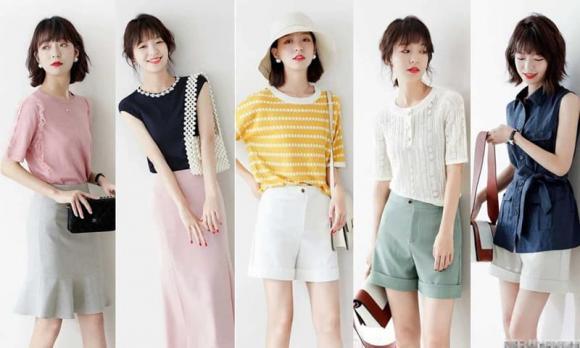 trang phuc hè, thời trang hè, mặc đẹp mùa hè