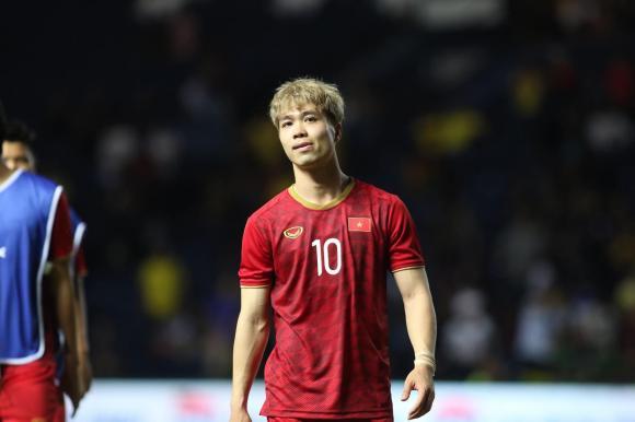 Công phượng,tuyển thủ việt nam,World Cup 2022