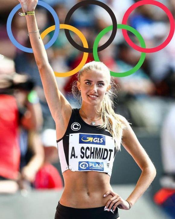 Olympic Tokyo, cư dan mạng, hotgirl