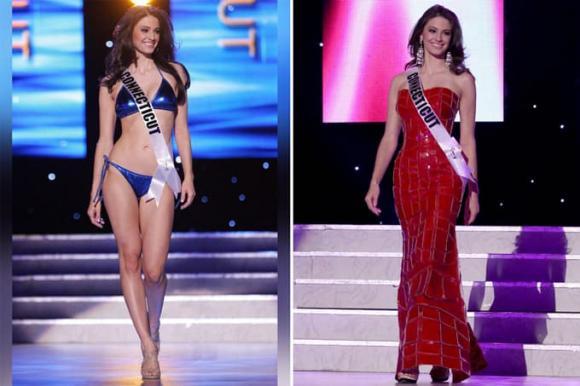 Hoa hậu mỹ, hoa hậu Regina Turner, Hoa hậu bang Connecticut 2011,hoa hậu bán dâm