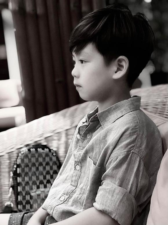 Lương Thu Trang, diễn viên Lương Thu Trang, con trai Lương Thu Trang
