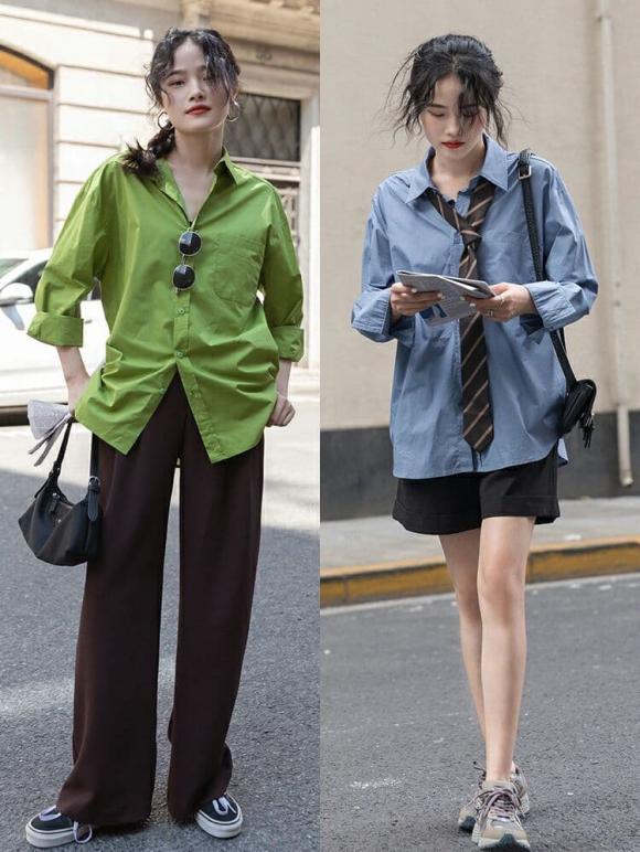 thời trang hè, màu thời trang, màu tây