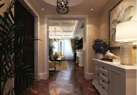 hành lang, hiên nhà, phong thủy nhà