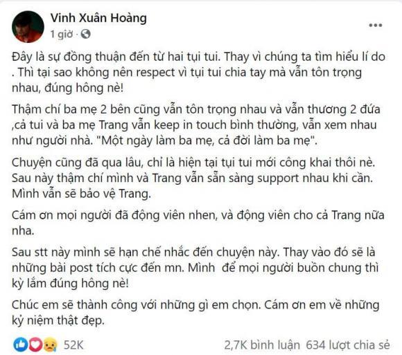Lương Minh Trang, Vinh Râu, Sao Việt, Nam diễn viên hài