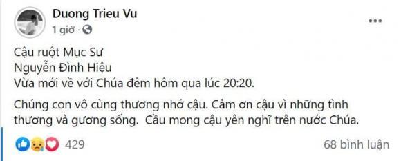 Dương Triệu Vũ, NSƯT Hoài Linh, Mai Hồ, Hồ Ngọc Hà