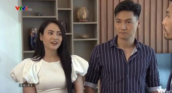 Hương vị tình thân, Phương Oanh, Phim Việt, Mạnh Trường