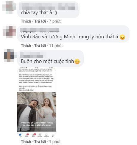 Lương Minh Trang, Vinh Râu, Sao Việt, Nữ ca sĩ, Nam diễn viên hài