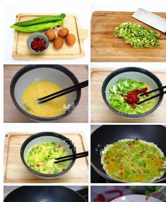 ẩm thực gia đình, món ngon mỗi ngày, món ngon với trứng