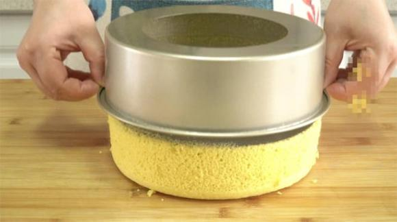 làm bánh, làm bánh bông lan, Cách làm bánh bông lan hấp bột ngô, dạy nấu ăn