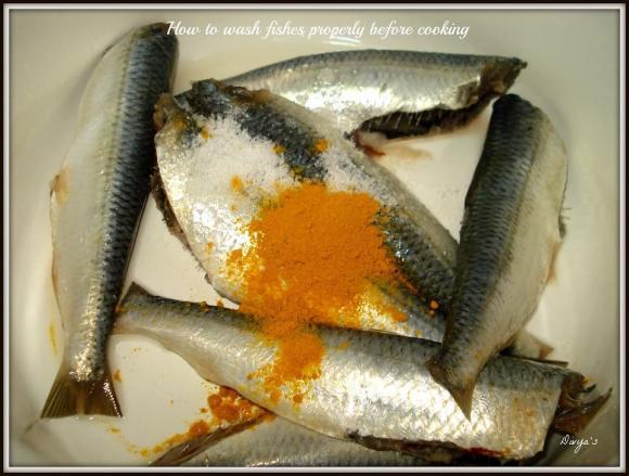 mổ cá, rửa cá, mổ cá xong có cần rửa lại, cách rửa cá, cách khử mùi tanh của cá
