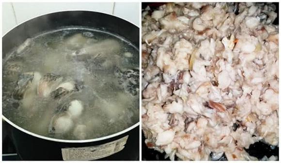 cháo cá, dạy nấu ăn, món ngon