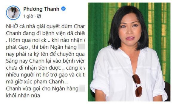 Phương Thanh, Nữ ca sĩ, Sao Việt