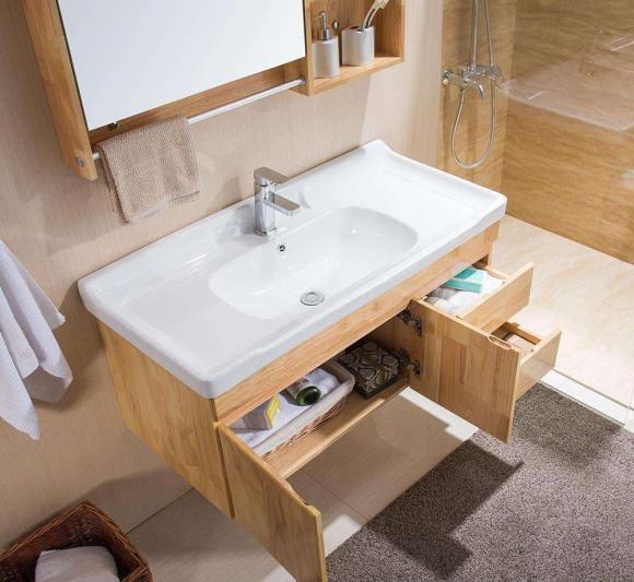nội thất, phòng tắm, cách thiết kế phòng tắm nhỏ, không gian lưu trữ