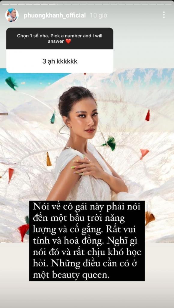Hoa hậu Trái đất Phương Khánh nhận xét Á hậu Kim Duyên như thế nào mà dân tình rần rần?