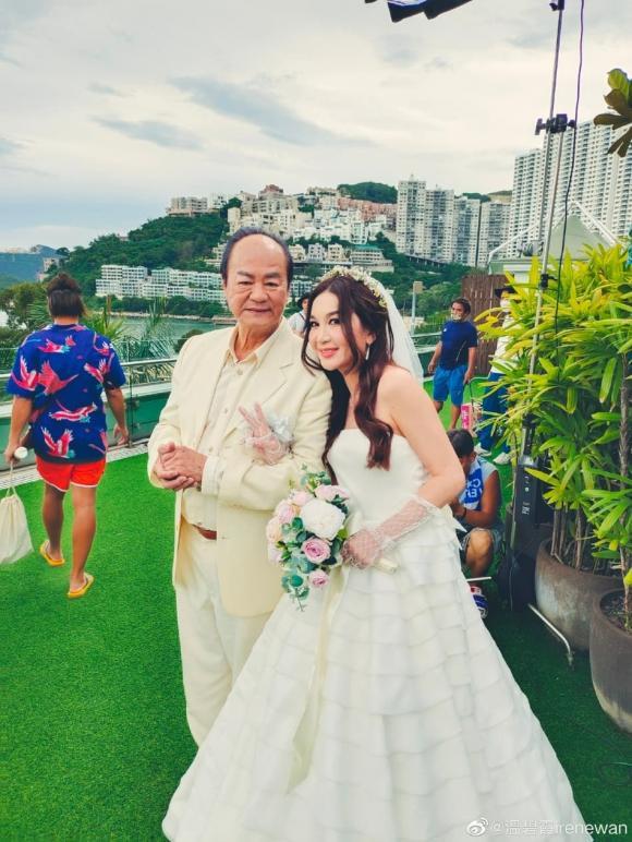 Ôn Bích Hà , sao TVB, sao hoa ngữ