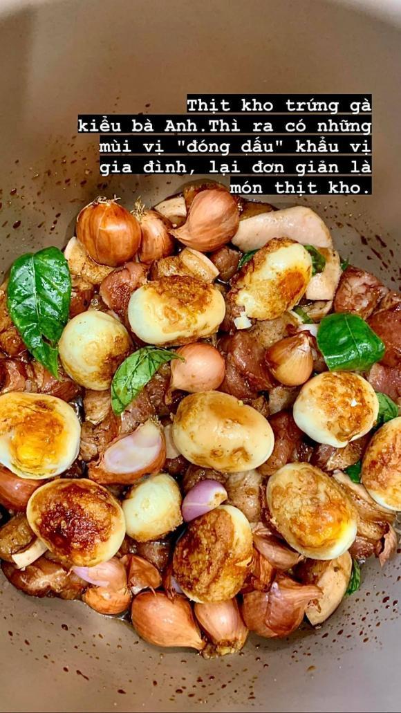 thịt kho trứng, công thức thịt kho trứng, món ngon từ thịt heo