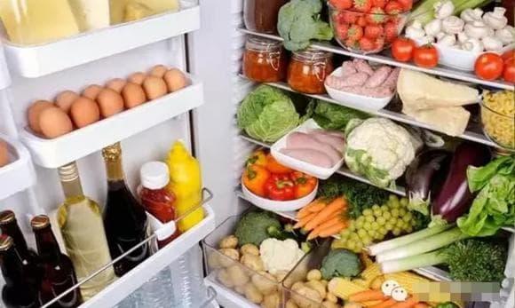 tủ lạnh, phong thủy, cấm kị trong phong thủy, sử dụng tủ lạnh