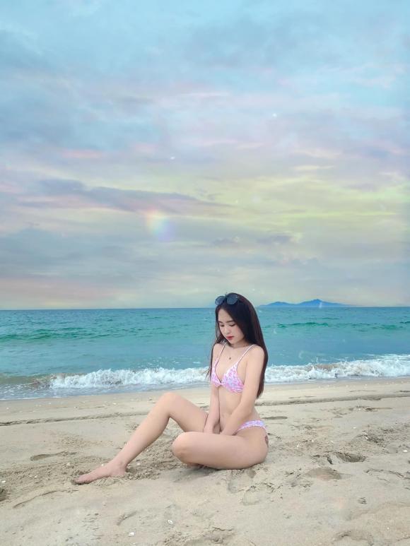 Hot girl sở hữu thân hình nóng bỏng, Lê Phương Anh, hot girl