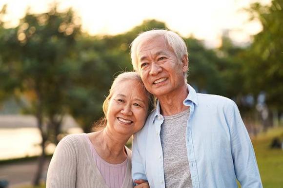người già, sức khỏe người già