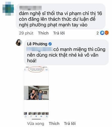 Lê Phương, Nữ diễn viên, Chồng kém tuổi, Trung Kiên, Sao Việt