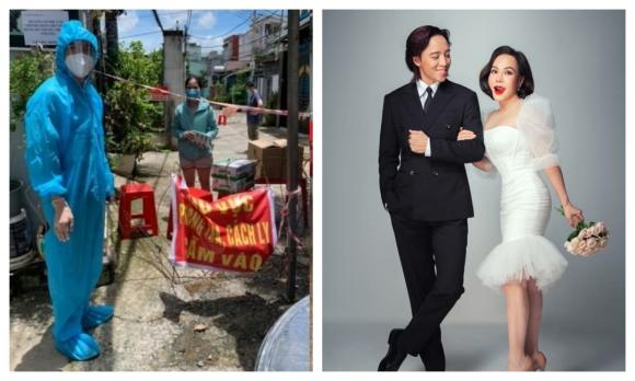 Việt Hương, Nam nhạc sĩ, Hoài Phương