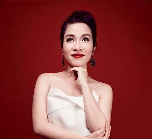 Diva Mỹ Linh, nhạc sĩ Anh Quân, con của diva Mỹ Linh