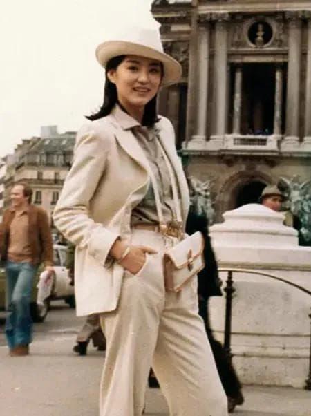sao hồng kong, sao đài loan, thời trang những năm 90
