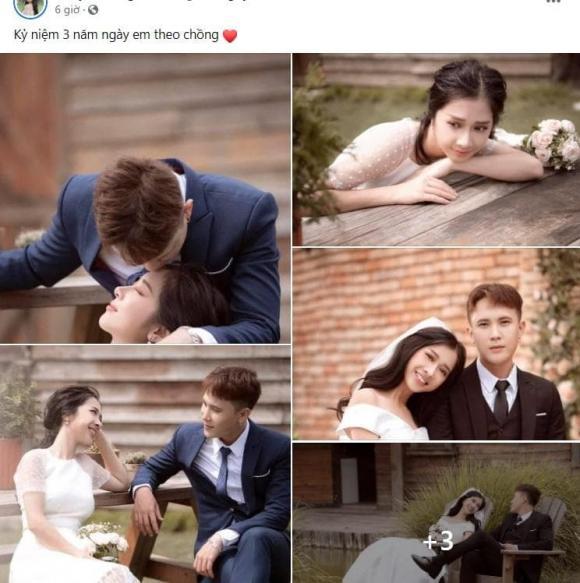 Phương Anh, Nhã Phương, Nữ diễn viên, Kỷ niệm ngày cưới