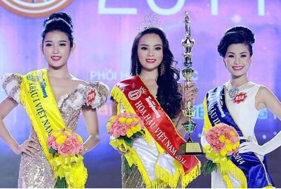 Phạm Hương, Khánh Vân, Kỳ Duyên, Sao Việt