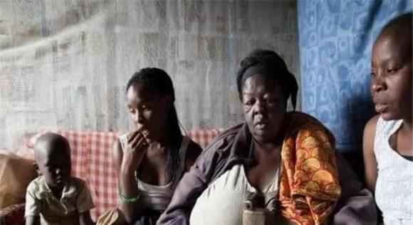 Được mệnh danh là 'đệ nhất mỹ nhân châu Phi', phụ nữ châu phi, người béo
