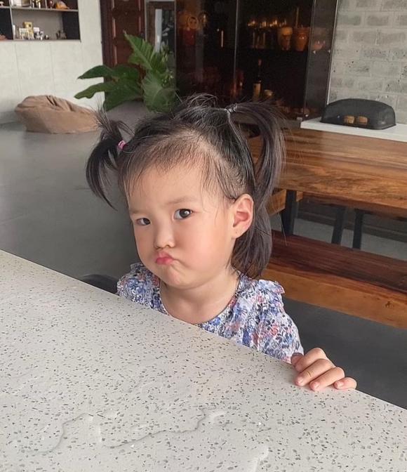 Lê Phương, Đáp trả, Nữ diễn viên, Sao Việt, Bé Bông