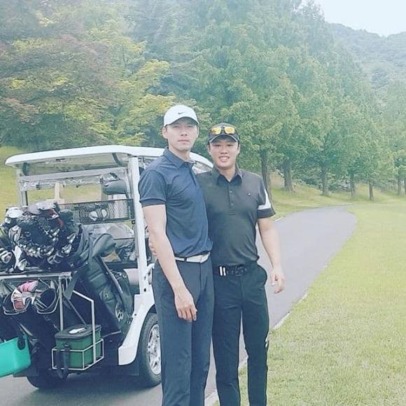 Hyun Bin và Son Ye Jin, sao hàn, hạ cánh nơi anh