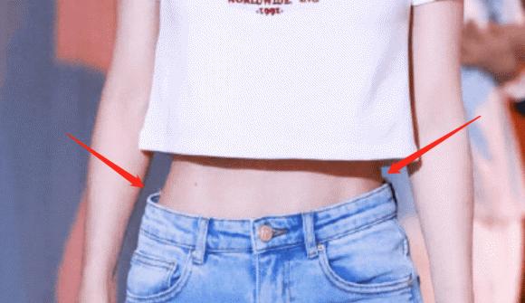 angelababy, cơ bụng, áo crop top, sao hoa ngữ