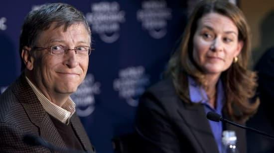 Bill Gates, tỷ phú thế giới, ly hôn