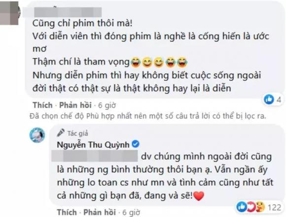 diễn viên Thu Quỳnh, sao Việt